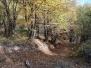 09.11-10.11.2019 - Монтаж табели към Зелениковски манастир + помощ х.Тъжа за прибиране дърва за зимата